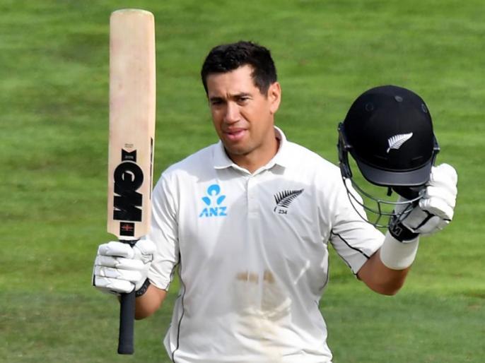 Probably lucky with the timing: Ross Taylor on approaching 100 Tests milestone | भारत के खिलाफ पहले टेस्ट में रॉस टेलर रचेंगे इतिहास, कहा- शायद अब बूढ़ा हो गया हूं