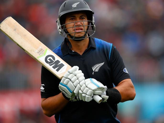 We were 10-15 runs short, says Ross Taylor after loss in 1st T20 against India | टीम इंडिया के खिलाफ पहले टी20 में क्यों हारी न्यूजीलैंड की टीम, रॉस टेलर ने मैच के बाद किया खुलासा