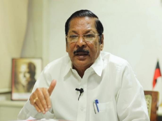 DMK MP RS Bharathi arrested by Chennai police alleged hate speech against scheduled castes SC | DMK सांसद आरएस भारती को पुलिस ने किया गिरफ्तार, अनुसूचित जाति के समुदाय के खिलाफ हेट स्पीच का आरोप