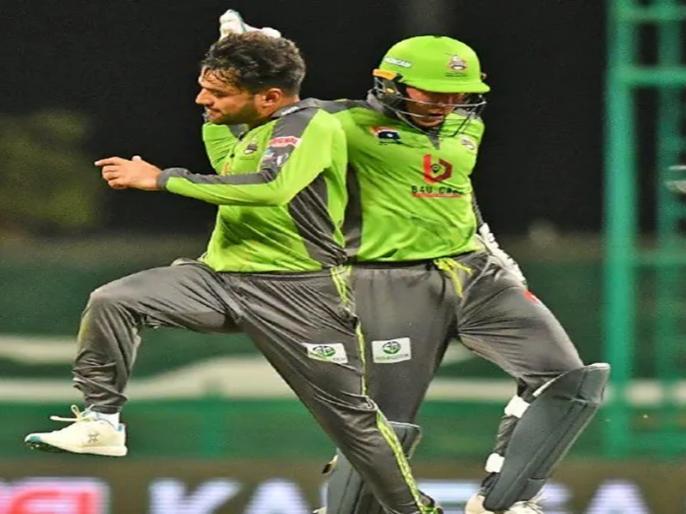 PSL 2021 rashid khan posted his career best figures in franchise cricket on a magical night of bowling | PSL 2021: राशिद खान ने रचा इतिहास, महज 20 रन देकर झटके पांच विकेट, 10 रन से टीम को मिली जीत