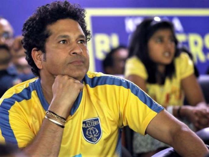 Sachin Tendulkar ends his Four-year Association with ISL Club Kerala Blasters | केरल ब्लास्टर्स फुटबॉल क्लब से अलग हुए सचिन तेंदुलकर, कहा, 'टीम के लिए हमेशा धड़कता रहेगा दिल'