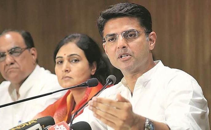 Rajasthan exit poll: Sachin pilot could be next chief minister of congress if it wins the Vidhan Sabha Chunav | Exit Polls: सचिन पायलट को राजस्थान की कमान सौंपने का राहुल गांधी कर चुके हैं फैसला! ये हैं 5 साफ संकेत