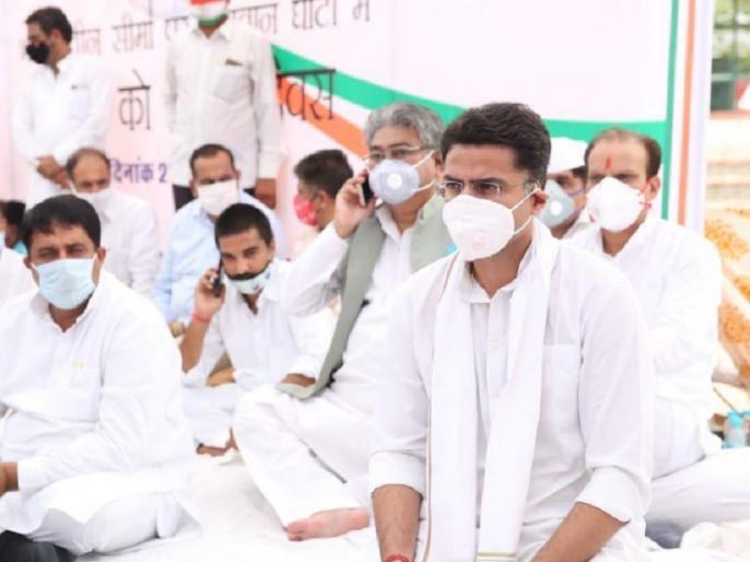Congress MLA says Sachin Pilot may have turned rebel in heat of the moment | CM गहलोत के समर्थक विधायक बोले, 'सचिन पायलट ने जिन पर भरोसा किया वही धक्का देने वाले, हमसे राय लेते तो...'