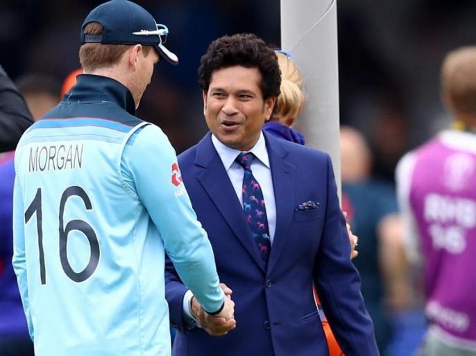 CWC19 Final, ENG vs NZ, Cricket 'God' Sachin Tendulkar Predicts England will win World Cup | #CWC19Final: 'क्रिकेट के भगवान' सचिन तेंदुलकर ने कर दी भविष्यवाणी, इंग्लैंड जीत जाएगा विश्वकप