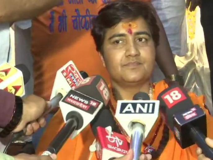 Pragya Singh Thakur, BJP MP from Bhopal admitted to AIIMS Delhi on breathing issue   बीजेपी सांसद प्रज्ञा ठाकुर की तबीयत बिगड़ी, सांस लेने में तकलीफ की शिकायत, एम्स में भर्ती
