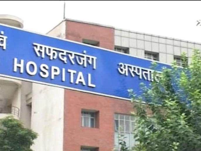 Youth who jumped to death from Safdarjung hospital tests negative for COVID-19 | सफदरजंग अस्पताल से कूदकर जान देने वाला शख्स का कोरोना टेस्ट निकला निगेटिव, कोविड-19 होने के डर से की थी आत्महत्या