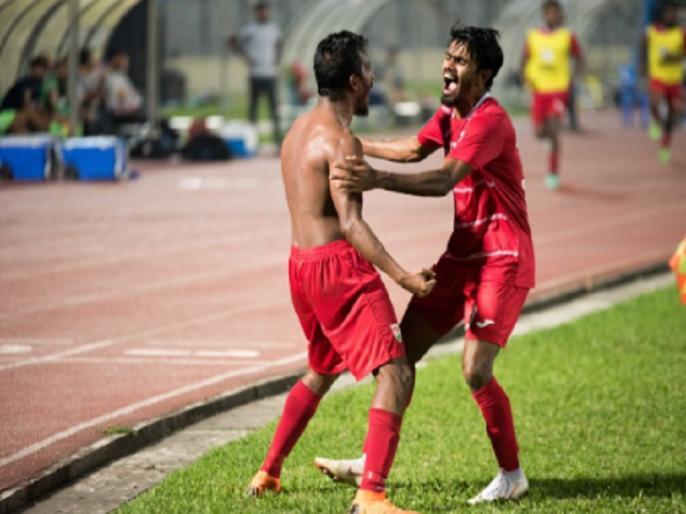 saff cup final maldives beat india 2 1 to clinch title after 10 years | सैफ कप: मालदीव ने फाइनल में भारत को हराकर 10 साल बाद खिताब पर किया कब्जा