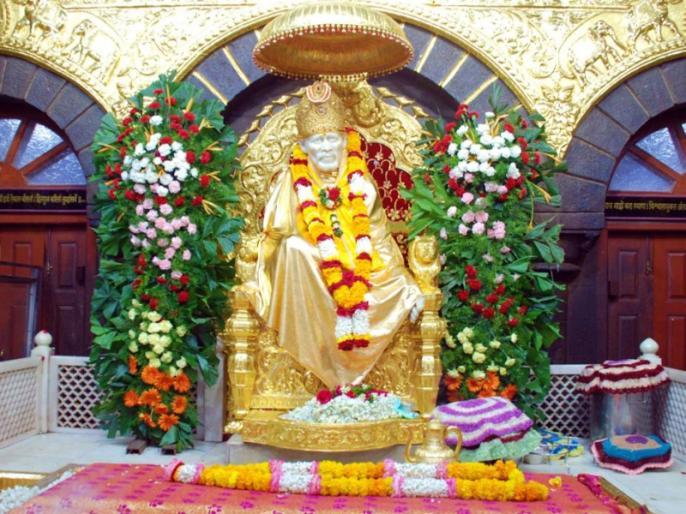 Shirdi Shutdown Today, Sai Baba Temple To Remain Open | साईं बाबा की जन्मभूमि को लेकर सीएम उद्धव ठाकरे के बयान के बाद मचा है बवाल, शिरडी आज बंद, लेकिन मंदिर के खुले हैं कपाट