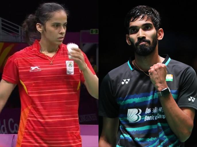 Denmark Open: Saina Nehwal, Kidambi Srikanth reaches into semifinals | डेनमार्क ओपन: साइना नेहवाल और किदांबी श्रीकांत का जोरदार प्रदर्शन, सेमीफाइनल में बनाई जगह