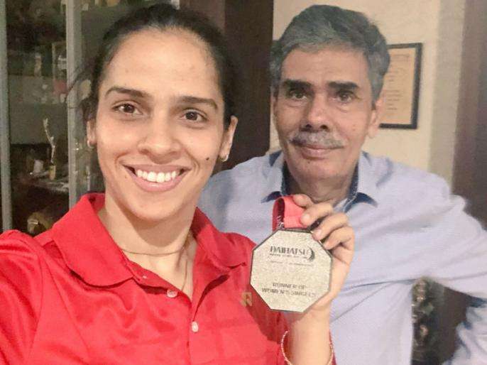 Saina Nehwal, Padma Shri, Padma Bhushan, Rajiv Gandhi Khel Ratna winner, Indian professional badminton player birthday today | Saina Nehwal B'Day Special: साइना नेहवाल ट्रेनिंग के लिए रोज करती थीं 50 KM का सफर, जानें स्टार शटलर की खास बातें