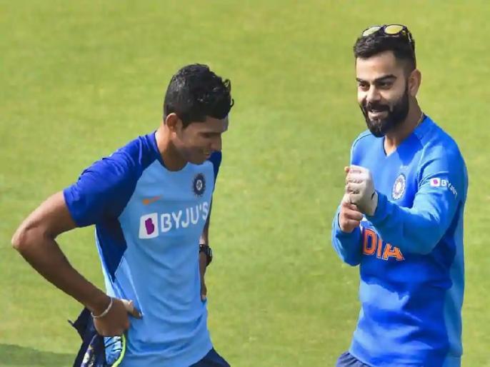 Navdeep Saini reveals 'extremely essential' quality that Virat Kohli likes his pacers to have | नवदीप सैनी ने किया खुलासा, कप्तान विराट कोहली अपने तेज गेंदबाजों में चाहते हैं कौन सी सबसे जरूरी खूबी