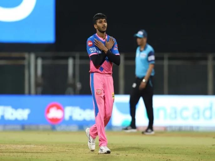 chetan sakariya first reaction after been selected in indian cricket team | भारतीय टीम में चयन होने के बाद छलका चेतन साकरिया का दर्द, कहा- काश! मेरे पापा ये देखने के लिए ज़िंदा होते