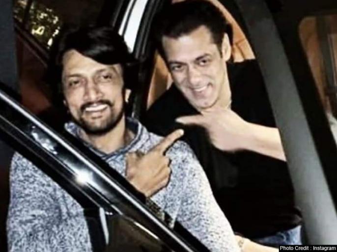 Salman Khan Gifts a BMW M5 to Dabangg 3 Co-star Kichcha Sudeep | सलमान खान ने अपनी फिल्म के विलन को दी BMW की ये धांसू कार, जानें कीमत और खासियत