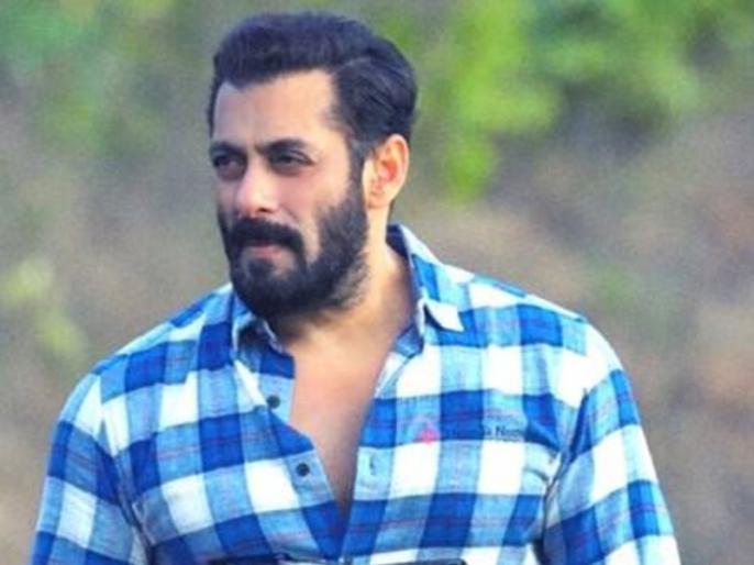 Salman khan works and writing love story | लॉकडाउन में सलमान खान लिख रहे हैं 'लव स्टोरी', साल के अंत में हो जाएगी पेश