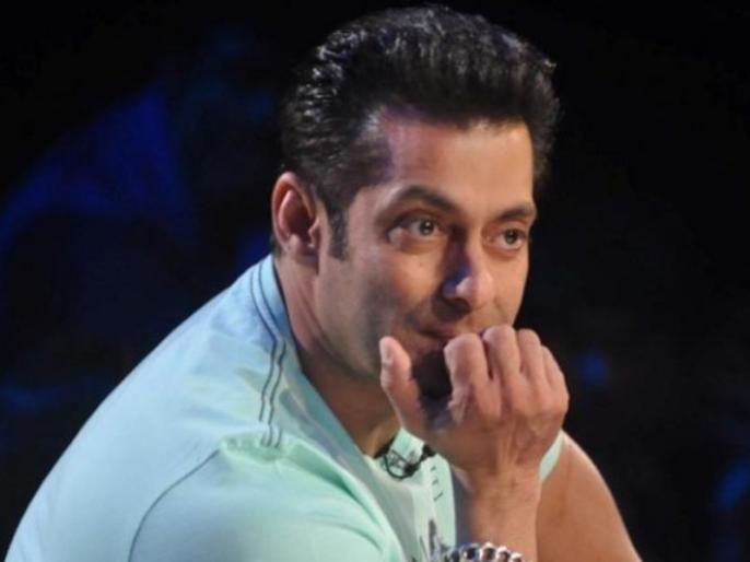 salman khan playing cricket on set of bharat | Video: 'क्रिकेटर' बने सलमान खान, कुछ इस अंदाज में चौकों-छक्कों कर दी बरसात