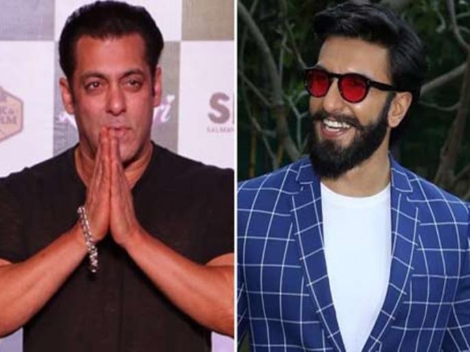 When Salman Khan got angry at Ranveer Singh he said I will kill him | रणवीर सिंह की इस हरकत को देख गुस्से में आग बबूला हो गए थे सलमान खान, बोले- मैं उसे जान से मार देता