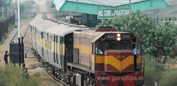 Samjhauta Express is lying on the Wagah border, India told Pakistan - return, know the reason | वाघा सीमा परसमझौता एक्सप्रेसका पड़ा है डिब्बा, भारत ने पाकिस्तान से कहा-वापस करो, जानिए कारण