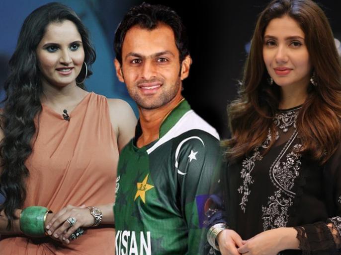 Shoaib Malik flirt with Mahira Khan, Sania Mirza reacts   शोएब मलिक ने लाइव चैट के दौरान किया ऐक्ट्रेस माहिरा खान से फ्लर्ट, आया सानिया मिर्जा का रिएक्शन