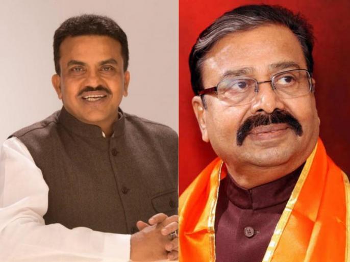 lok sabha election 2019: mumbai north west seat history fight between shiv sena and congress   मुंबई उत्तर-पश्चिम लोकसभा सीट: कांग्रेस के संजय निरुपम और शिवसेना के गजानन कीर्तिकर के बीच टक्कर, जानिए इस सीट का राजनीतिक समीकरण