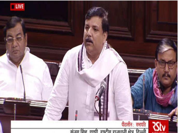 Corona Crisis: AAP alleges corruption in procurement of equipment | आम आदमी पार्टी ने बीजेपी पर लगाया आरोप, कहा- आपदा में अवसर बनाते हुए कोरोना काल में किया भ्रष्टाचार