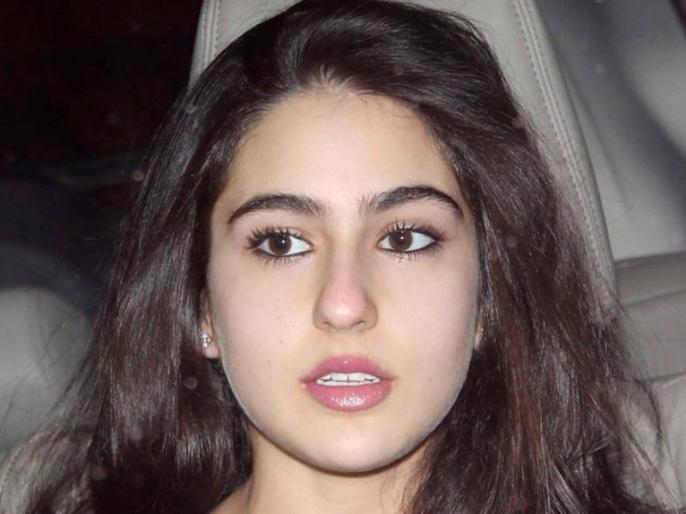 sara ali khan leave to her mother amrita house and shifting to new home photo viral | सारा अली खान ने मां अमृता सिंह का छोड़ा घर, फोटो हुई वायरल