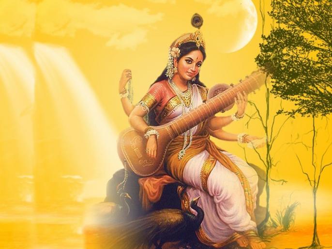 Saraswati Puja 2020 kab hai, shubh muhurat, saraswati puja vidhi, saraswati vandana and aarti on Vasant Panchami | Saraswati Puja: सरस्वती पूजा कब है, क्या है शुभ मुहूर्त और पूजा विधि? पढ़ें सरस्वती वंदना और आरती भी