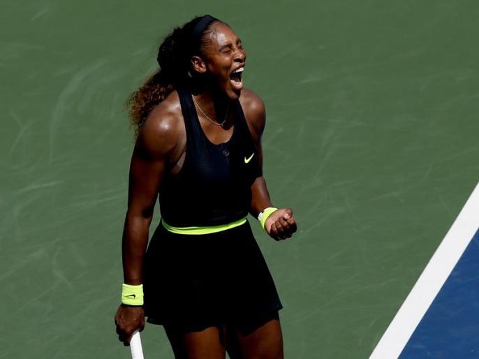 Serena Williams withdraws from French Open due to Achilles injury | चोट के कारण अमेरिकी टेनिस स्टार सेरेना विलियम्स फ्रेंच ओपन से हुईं बाहर, टूटा ये ख्वाब