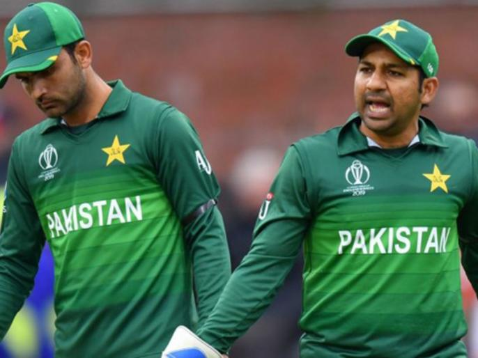 Pakistan play well when pushed to corner, says Sarfaraz Ahmed | दबाव में अच्छा प्रदर्शन करती है पाकिस्तानी टीम: सरफराज अहमद