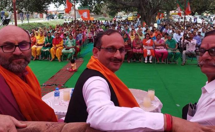 Himachal BJP chief makes obscene slur for Rahul Gandhi, Cong demands apology | बीजेपी नेता के बिगड़े बोल, राहुल गांधी के लिए किया अभद्र भाषा का इस्तेमाल, वीडियो वायरल