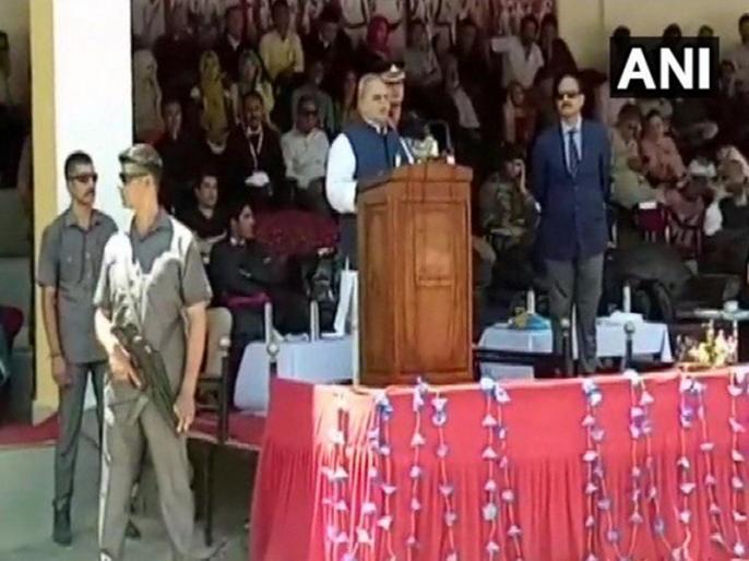 Satyapal Malik asks Terrorists, Kill those who looted Kashmir, his statement makes a row   राज्यपाल सत्यपाल मलिक ने आतंकियों से कहा- उनको मारो जिन्होंने कश्मीर को लूटा है, बयान पर बवाल