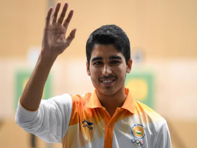 manu bhaker and saurabh chaudhary wins gold medal with new junior world record | एशियन एयरगन चैम्पियनशिप: मनु भाकर-सौरभ चौधरी ने जूनियर वर्ल्ड रिकॉर्ड के साथ गोल्ड पर जमाया कब्जा