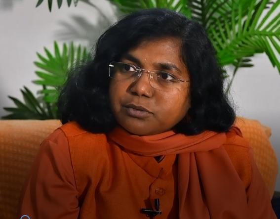 Uttar pradesh' se bahraich MP Savitri bai fule exclusive interview her view on bjp modi and priyanka | महागठबंधन के नेताओं को डराने के लिए मोदी सरकार कर रही है सीबीआई का इस्तेमाल: सांसद सावित्री बाई फुले