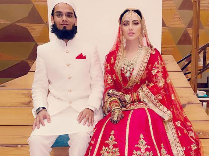 Bigg Boss 6 contestant Sana Khan changed name marriagemufti anasprovided information social media | बिग बॉस 6 की प्रतियोगी सना खान ने बदला नाम, सोशल मीडिया पर दी जानकारी, जानिए क्या रखा