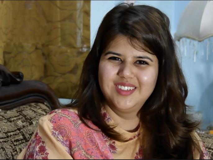 Pankhudi Pathak Exclusive Interview: Ex Samajwadi Party Spokesperson Pankhudi Pathakgets told us reason of leaving Samajwadi Party and joining Congress | एक्सक्लूसिव इंटरव्यू: पंखुड़ी पाठक ने कहा- मेरा लड़की होना ही समाजवादी पार्टी के नेताओं को खलता था