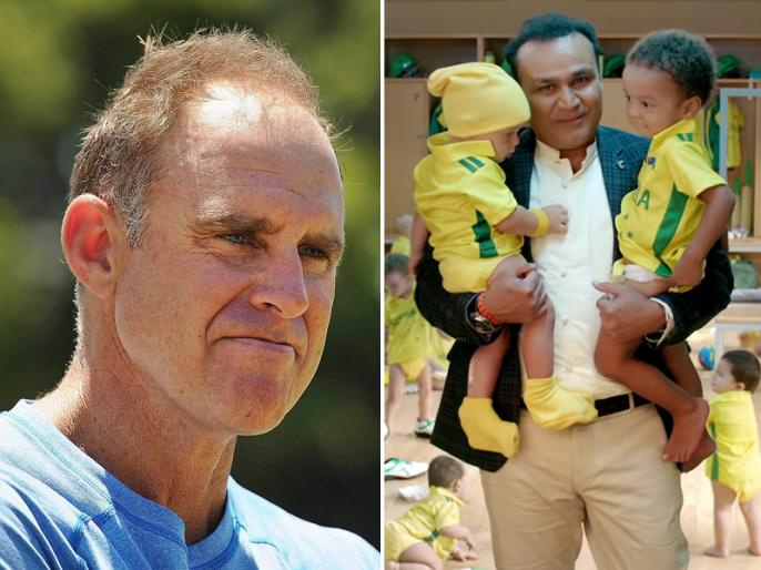 India vs Australia: Never take Aussies for a joke, warns Matthew Hayden on Sehwag Babysitting video | IND vs AUS: सहवाग के 'बेबीसिटिंग' वीडियो पर मैथ्यू हेडेन की चेतावनी, 'ऑस्ट्रेलिया वालों को मजाक में मत लेना'