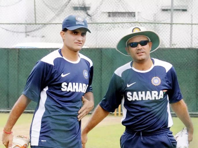 Aakash Chopra reveals, How Sourav Ganguly ultimatum helped Virender Sehwag to get his form | 'रन बनाओ, वर्ना फिर नहीं दे पाऊंगा तुम्हें मौका': कैसे सौरव गांगुली की चेतावनी के बाद अगले मैच में सहवाग ने जड़ दिया था शतक