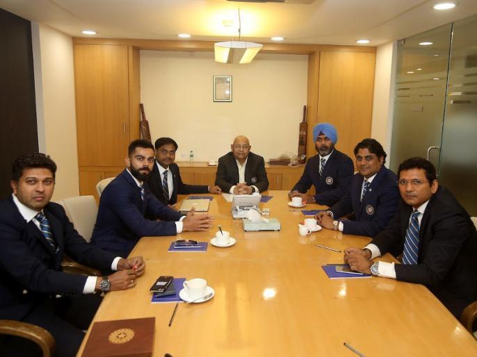 ICC World Cup: Those who never played the World Cup they selected team India | जिन्होंने कभी नहीं खेला वर्ल्ड कप उन्होंने चुनी टीम इंडिया, जानें सेलेक्टर्स का पूरा हिसाब-किताब