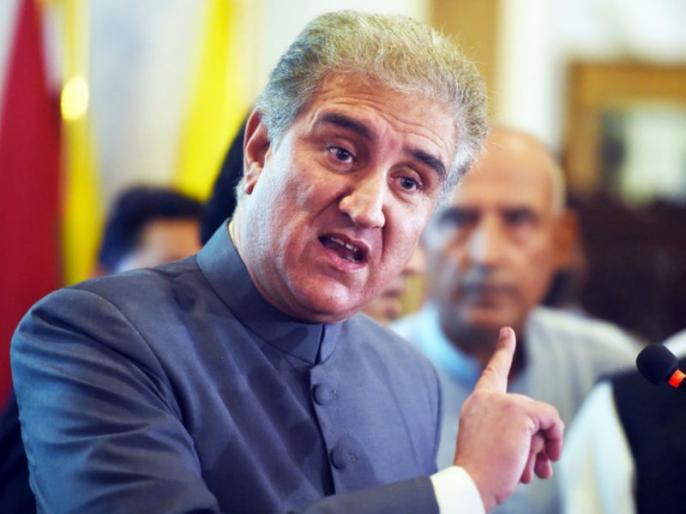 India sabotaging CPEC, sponsoring terrorism in Pakistan says Shah Mahmood Qureshi   'भारत ने CPEC को तबाह करने के लिए दिए 80 अरब रुपये, RAW ने तैयार किए 700 आतंकी', पाकिस्तानी विदेश मंत्री का दावा