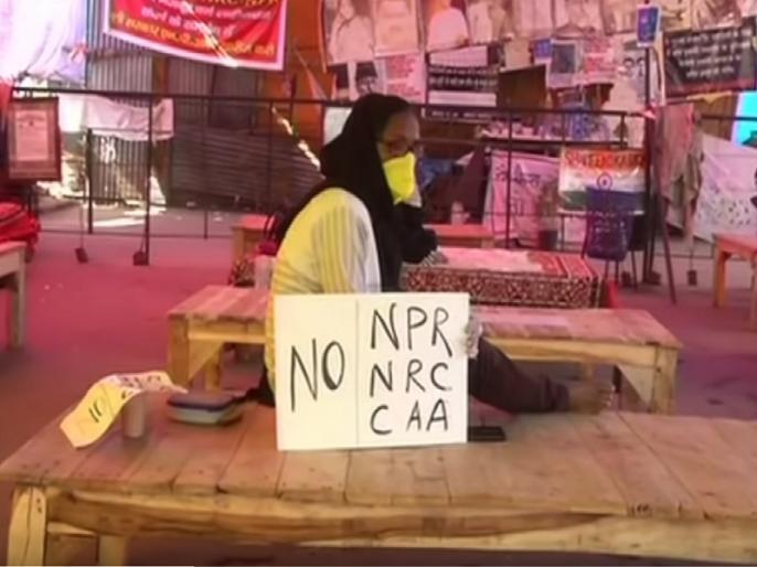 police force deployed at shaheen bagh and adjoining areas suspecting anti caa protest   शाहीन बाग में फिर से शुरू हो सकता है CAA विरोधी आंदोलन, भारी संख्या में पुलिस बल की तैनाती