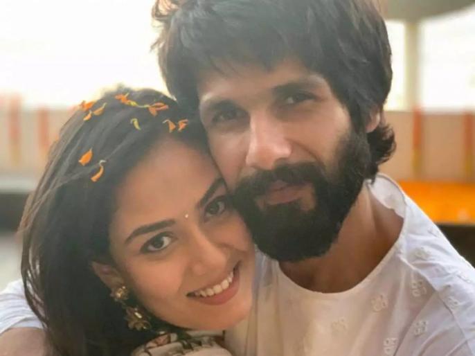 mira rajput makes fun to husband shahid kapoor about his ipl obsession see latest instagram photo | मीरा राजपूत ने पति शाहिद कपूर के आईपीएल प्रेम के बारे में कही ये बात, इंस्टाग्राम पर फोटो शेयर कर उड़ाया मजाक