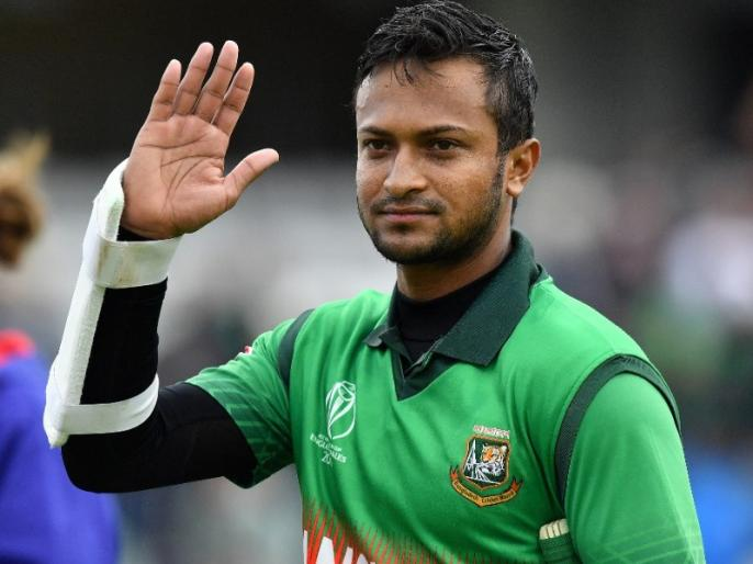 Ban vs WI: Shakib Al Hasan becomes highest run-scorer in ICC World Cup 2019 | ICC World Cup 2019 के सबसे सफल बल्लेबाज बने शाकिब अल हसन, अब तक बनाए हैं इतने रन