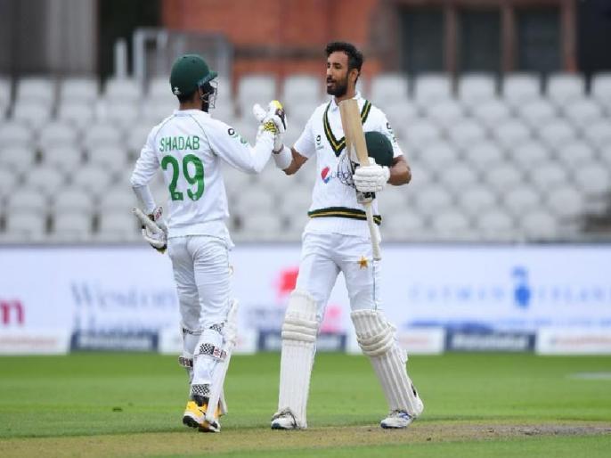 England vs Pakistan, 1st Test, Day 2 Match Report: Shan Masood, Bowlers Give Edge to Pakistan | ENG vs Pak, 1st Test: शान मसूद, गेंदबाजों की बदौलत दूसरा दिन पाकिस्तान के नाम, इंग्लैंड 234 रन पीछे