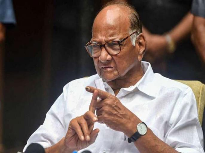 NCP chief Sharad Pawar said Too much importance given to Kangana PoK remark | कंगना रनौत के घर पर BMC की कार्रवाई को शरद पवार ने बताया गलत, कहा- और भी हैं अवैध निर्माण