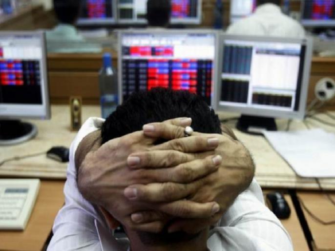 Infosys share worst single day drop in six years as investors loses 53,000 Crore rupees, sensex nifty also dropped   Infosys के शेयर में 6 साल की सबसे बड़ी गिरावट, निवेशकों को 50 हजार करोड़ से ज्यादा का नुकसान