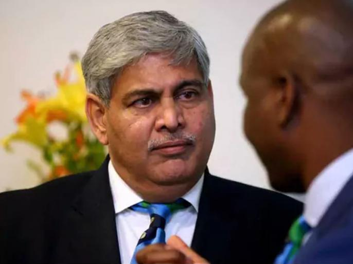 Shashank Manohar Re-Elected ICC's Chairman for Second Term | शशांक मनोहर आईसीसी चेयरमैन के दूसरे कार्यकाल के लिए निर्विरोध निर्वाचित