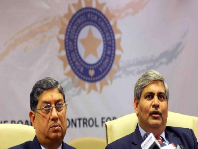 Shashank Manohar is anti-Indian, caused huge damage to Indian cricket: N Srinivasan | शशांक मनोहर ने भारतीय क्रिकेट को भारी नुकसान पहुंचाया, अब भाग रहे हैं: पूर्व बीसीसीआई अध्यक्ष एन श्रीनिवासन