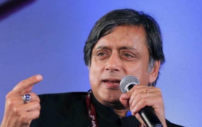 'Congress stuck in the middle of the rudder, you have to choose full-time president: Says Shashi Tharoor | 'बिन पतवार मंझधार में फंसी कांग्रेस, फुल-टाइम अध्यक्ष चुनना ही होगा,' शशि थरूर ने कही ये बात