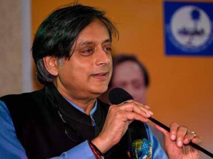Shashi Tharoor on tukde-tukde gang RTI twitter ask rahul Gandhi file RTI Suit-Boot ki Sarkar | 'टुकड़े-टुकड़े गैंग' पर शशि थरूर का ट्वीट, ' ये सरकार चला रहे हैं या देश बांट रहे हैं, जवाब मिला- 'क्या राहुल गांधी 'सूट-बूट की सरकार' पर RTI डालेंगे'