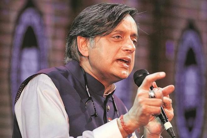 Shashi Tharoor attacks Modi govt on COVID-19 management at Lahore Lit Fest | 'कोरोना काल में तबलीगी जमात के बहाने मुस्लिम समाज को बनाया गया निशाना', लाहौर थिंक फेस्ट में शशि थरूर ने मोदी सरकार पर उठाए सवाल