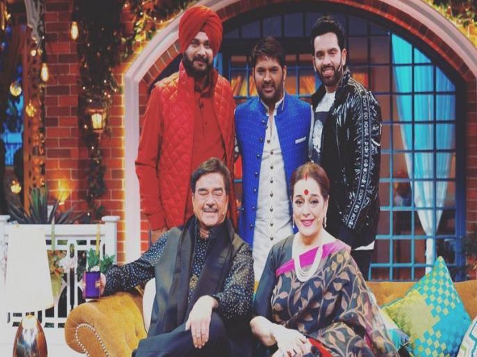 shatrughan sinha revealed amitabh bachchan secret at kapil sharma show | Video:शत्रुघ्न सिन्हा ने खोला राज, शादी के बाद अमिताभ बच्चन ने दी थी ये खास सलाह